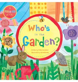 Barefoot Books Who's in the Garden?