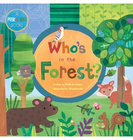 Barefoot Books Who's in the Forest?