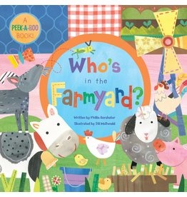 Barefoot Books Who's in the Farmyard?