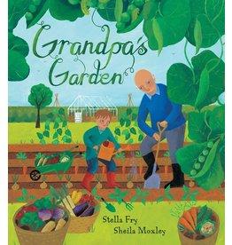 Barefoot Books Grandpa's Garden