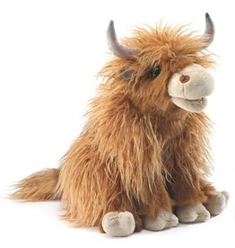 Folkmanis Folkmanis Highland Cow Puppet