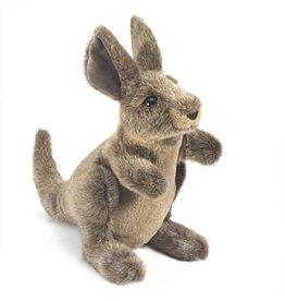 Folkmanis Folkmanis Small Kangaroo Puppet