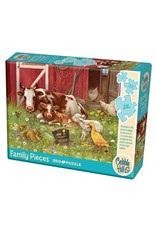 Cobble Hill Barnyard Babies 350 pc Family Puzzle