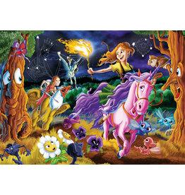 Cobble Hill Mystical World 350 pc Family Puzzle