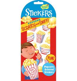 Peaceable Kingdom Popcorn Scratch & Sniff Stickers