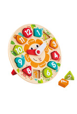 Hape Hape Chunky Clock Puzzle