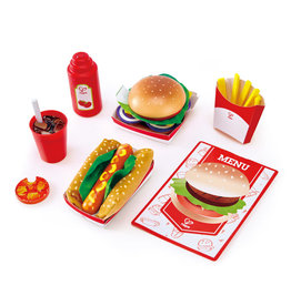 Hape Hape Fast Food Set