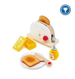 Hape Hape Pop-Up Toaster Set