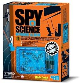 4M Intruder Alarm-Spy Science Kit