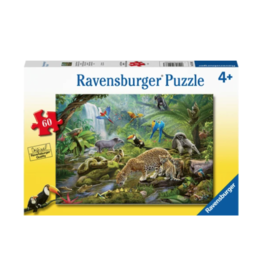 Ravensburger Rainforest Animals 60pc