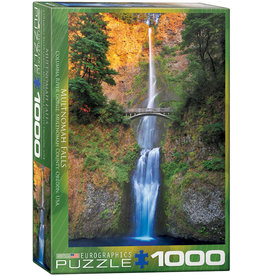 Eurographics Multnomah Falls Oregon 1000pc