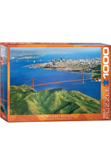 Eurographics Golden Gate Bridge California 1000pc