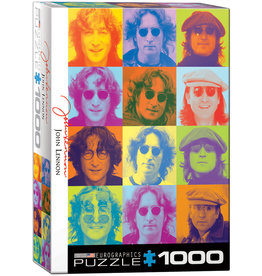 Eurographics John Lennon Color Portraits 1000pc