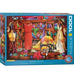 Eurographics Sewing Craft Room 1000pc