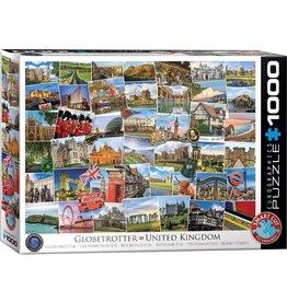 Eurographics Globetrotter United Kingdom 1000pc