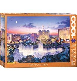 Eurographics Las Vegas Strip 1000pc