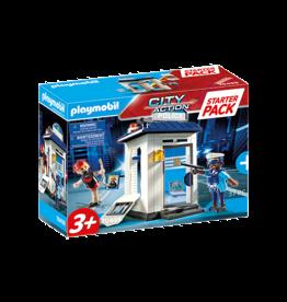Playmobil Starter Pack Police