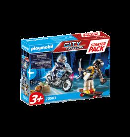 Playmobil Starter Pack Police Chase