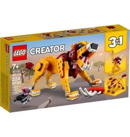 Lego Wild Lion