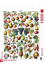 New York Puzzle Co. Fruits 1000pc