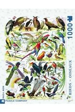 New York Puzzle Co. Birds - Oiseaux 1000pc