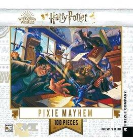 New York Puzzle Co. Pixie Mayhem Mini 100pc
