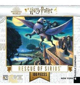 New York Puzzle Co. Rescue of Sirius Mini 100pc