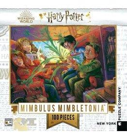 New York Puzzle Co. Mimbulus Mimbletonia Mini 100pc