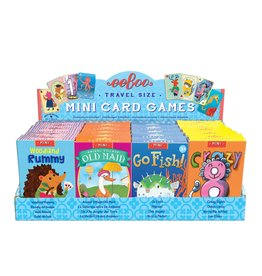 eeBoo Miniature Playing Cards Asst.