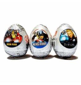Zaini Chocolate Egg - Avengers