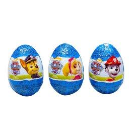 Zaini Chocolate Egg - Paw Patrol