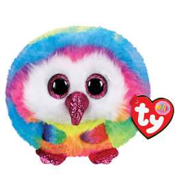 Ty TY Puffies - Owen the Owl