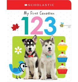 Scholastic My First Canadian 123