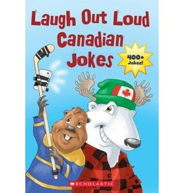 Scholastic Laugh Out Loud Canadian Jokes