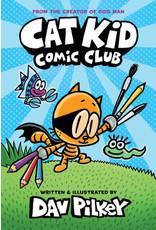 Scholastic Cat Kid Comic Club