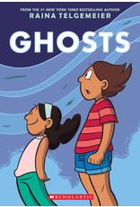 Scholastic Ghosts