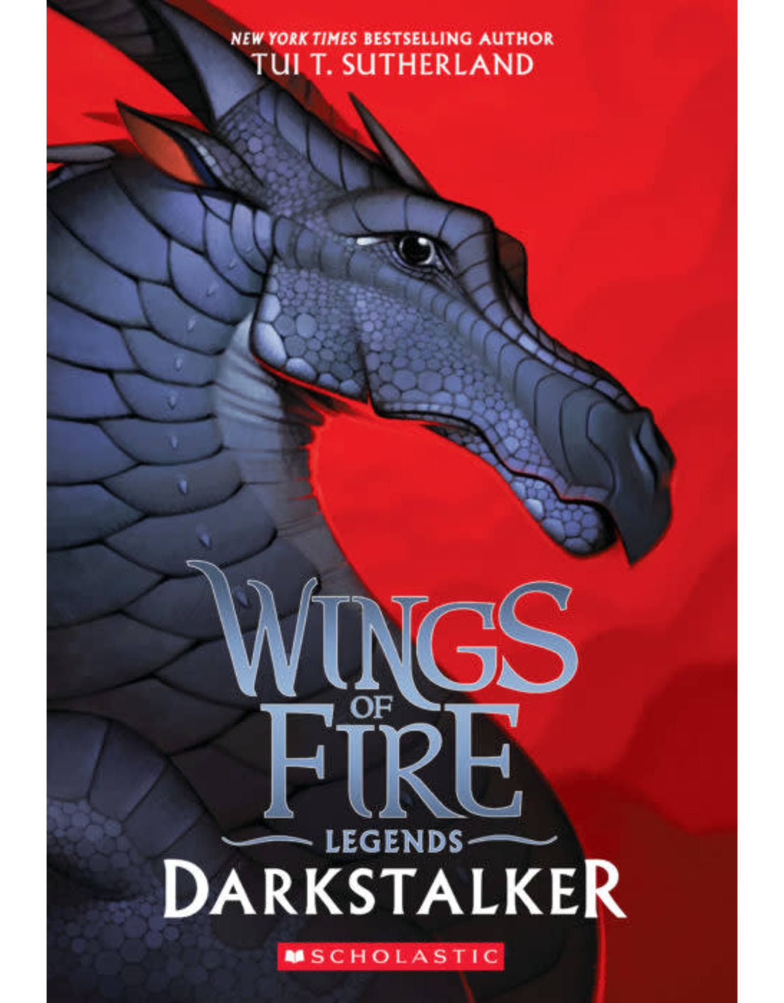 Scholastic Darkstalker (Wings of Fire: Legends)