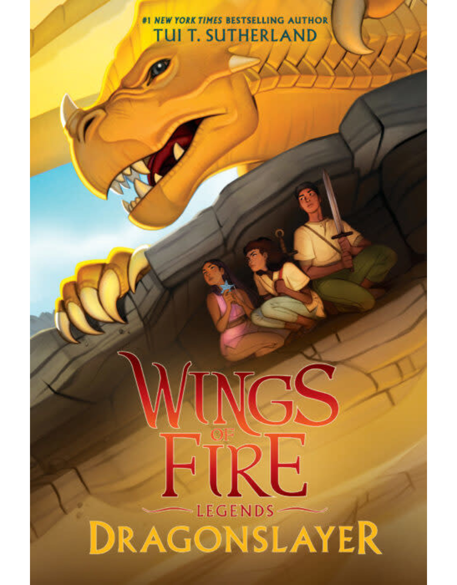 Scholastic Dragonslayer (Wings of Fire: Legends)