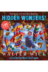 Scholastic Can You See What I See?: Hidden Wonders