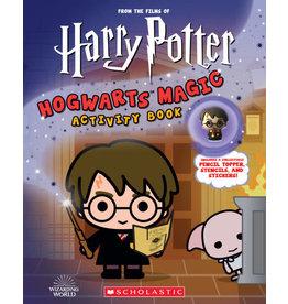 Scholastic Harry Potter: Hogwarts Magic Activity Book