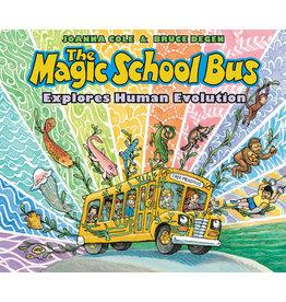 Scholastic The Magic School Bus Explores Human Evolution