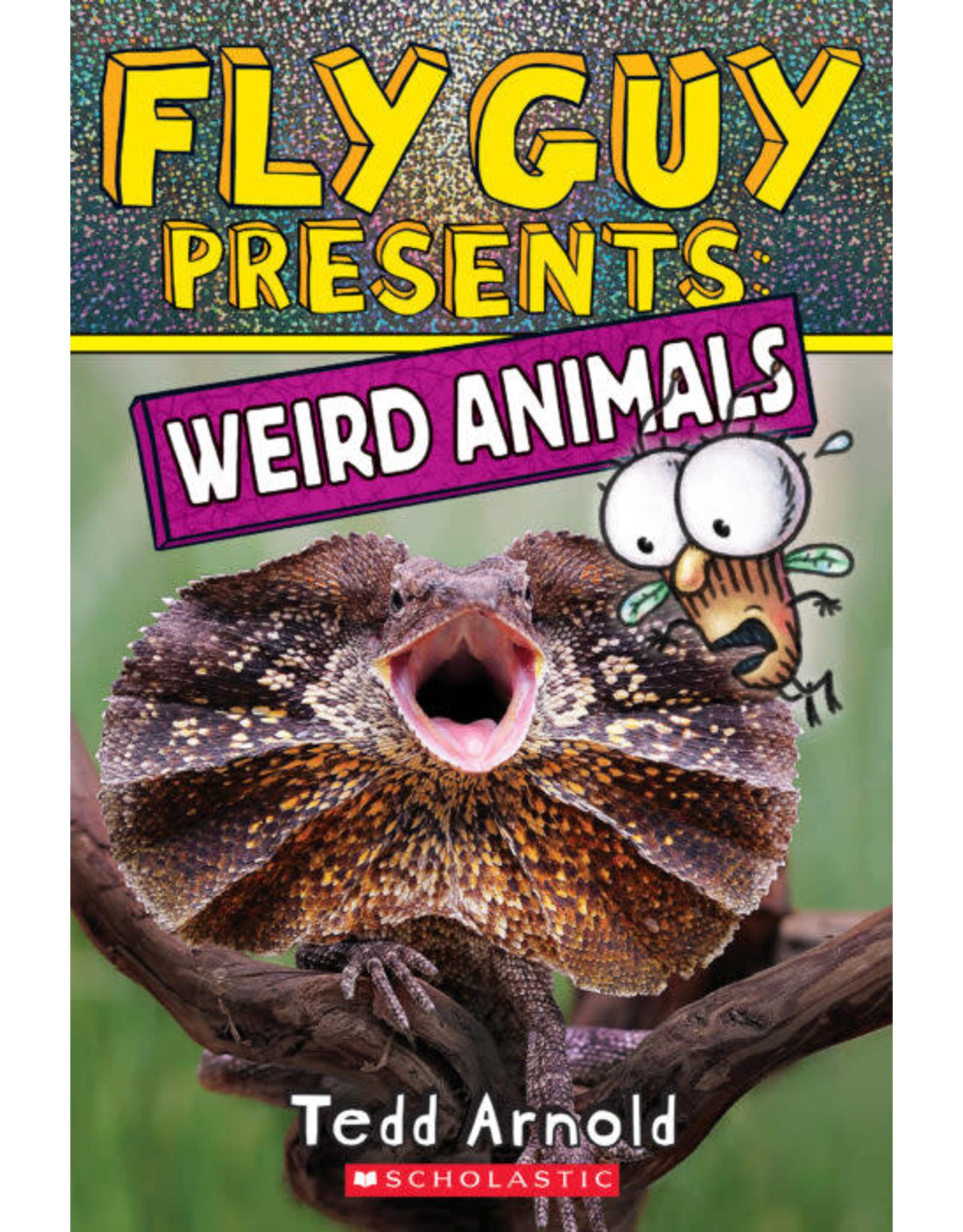 Scholastic Fly Guy Presents: Weird Animals