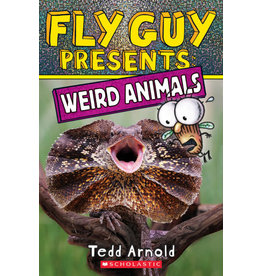 Scholastic Fly Guy Presents: Weird Animals