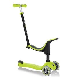 Globber Scooters & Bikes Globber GO-UP 4-in-1 Scooter Sporty - Lime Green