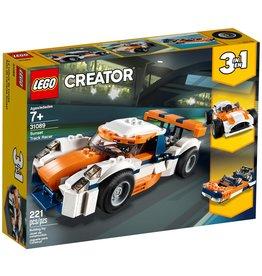 Lego Sunset Track Racer