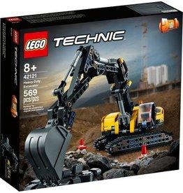 Lego Heavy-Duty Excavator
