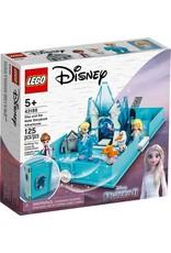 Lego Elsa and the Nokk Storybook Adventures
