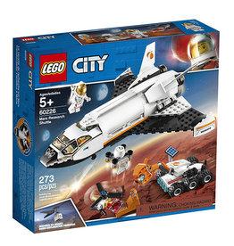 Lego Mars Research Shuttle