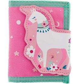 Stephen Joseph Unicorn Wallet