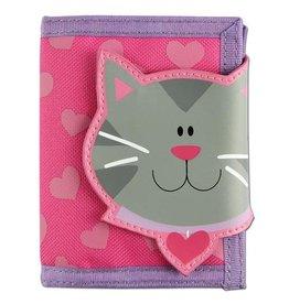 Stephen Joseph Cat Wallet